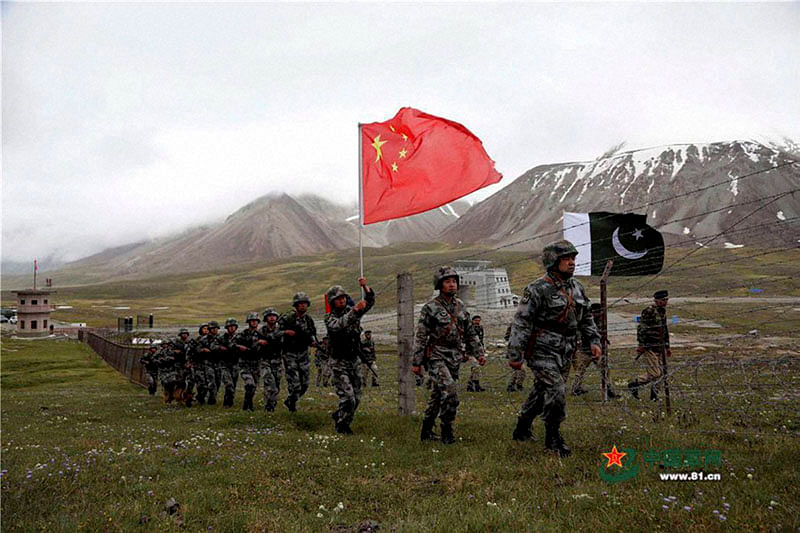 US 'no' to China corridor in PoK