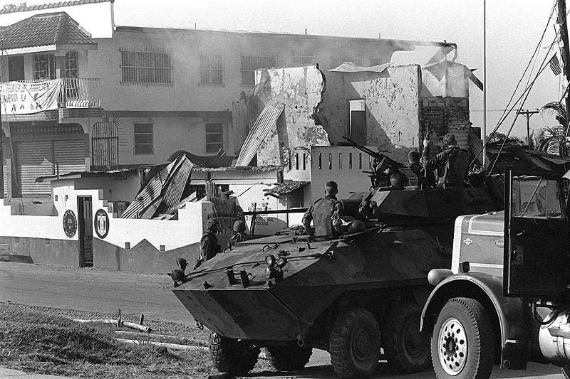 Panama to ask US to declassify files on 1989 invasion