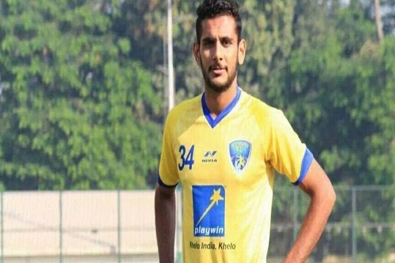 Kerala Blasters sign defender Chaudhari