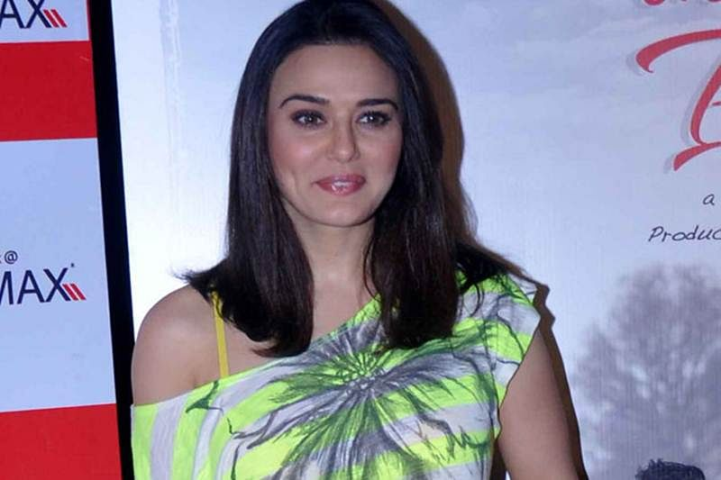 Preity Zinta starts shooting for 'Bhaiyyaji Superhitt'