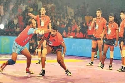 U Mumba beaten in their opener