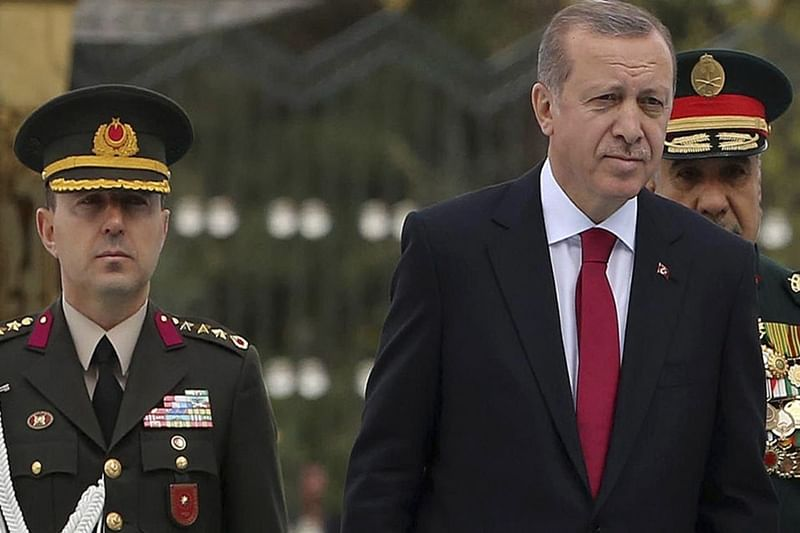 Turkey dismisses almost 9,000 officials after failed coup