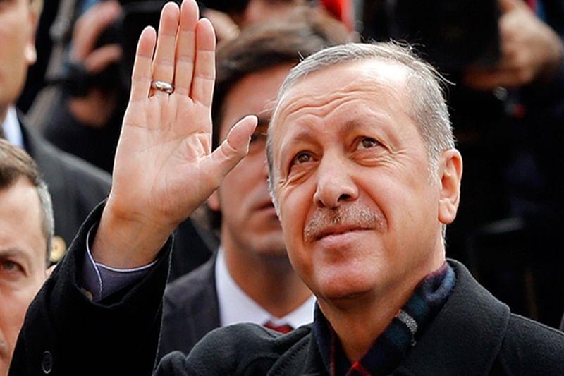 Turkey Mideast allies rally behind strongman Erdogan