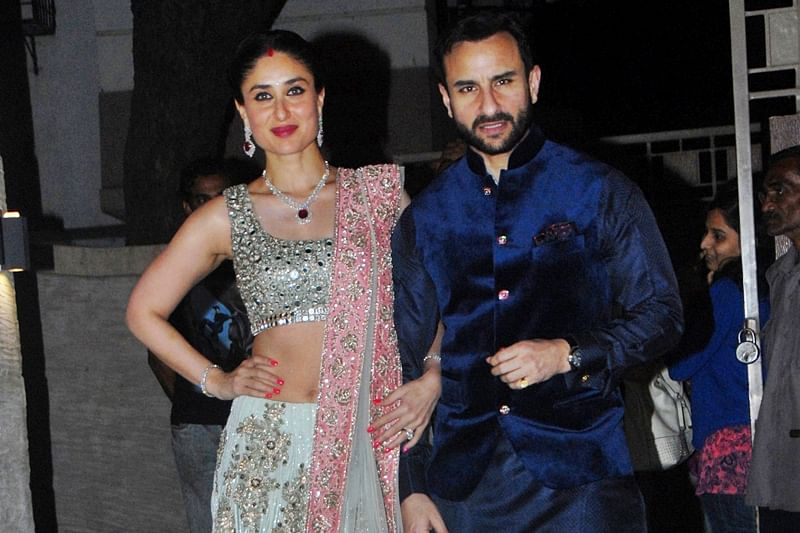 Saif – Kareena to become parents this December