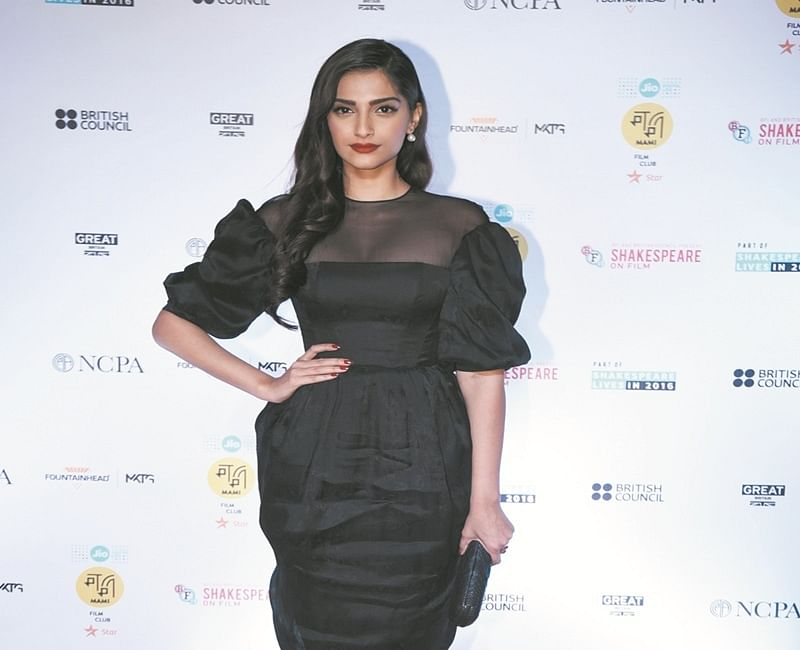 My father cut me off when I was 18: Sonam