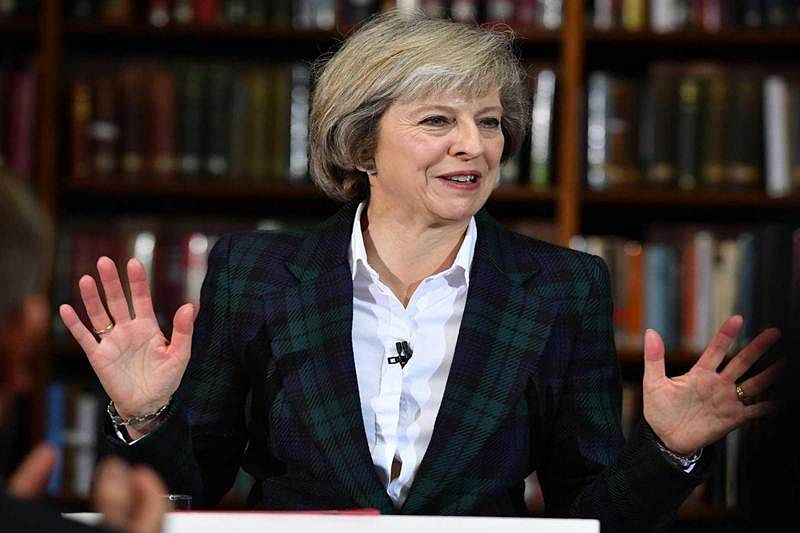 Theresa May takes over, to preside over Brexit