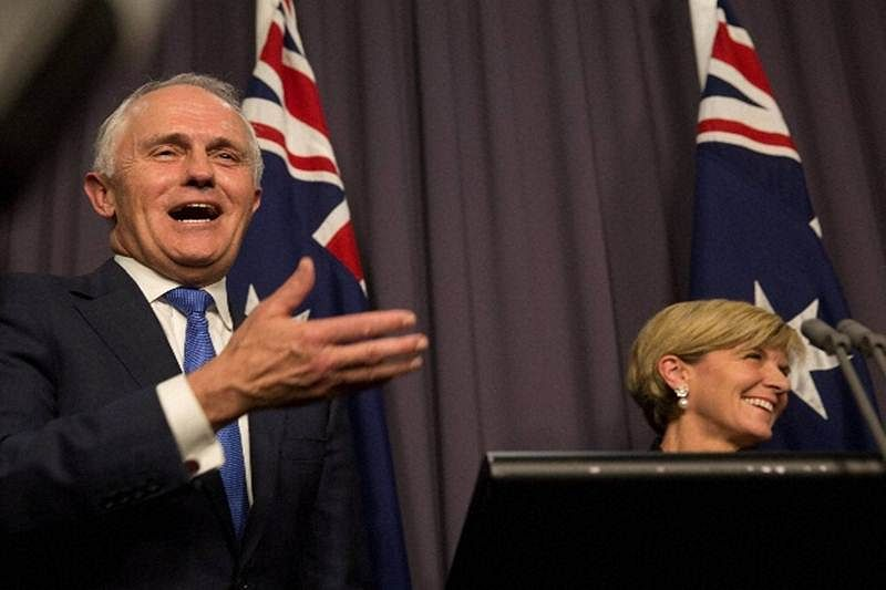 Turnbull claims victory in tight national election