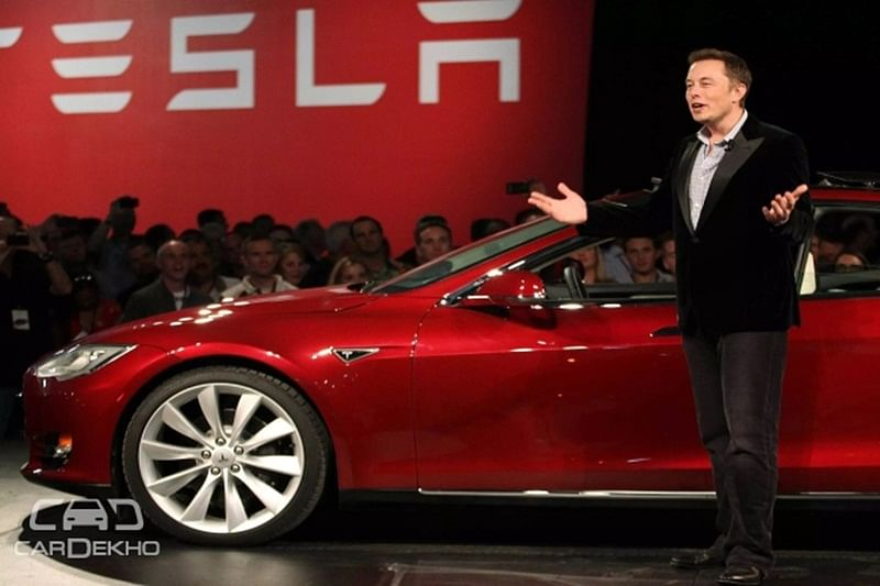 Government Invites Tesla To Make In India