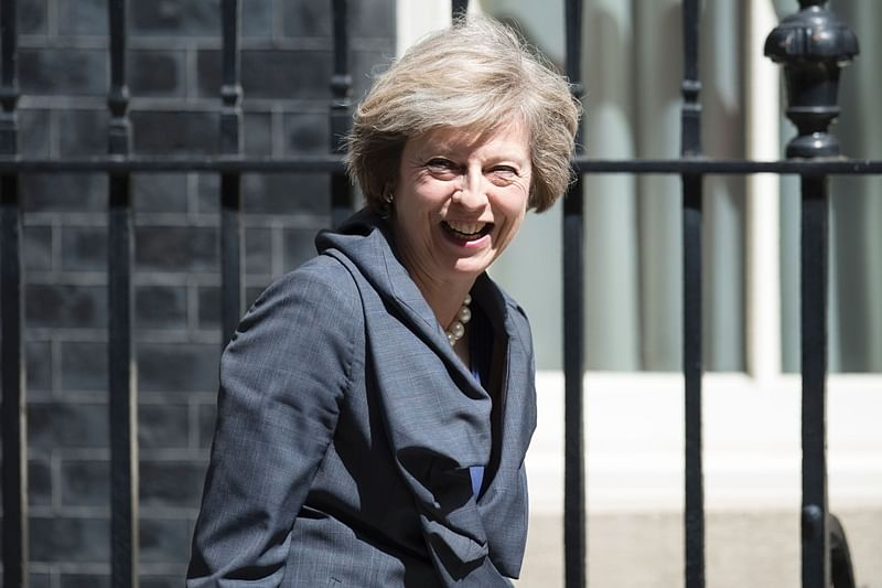 Theresa May to become UK PM today