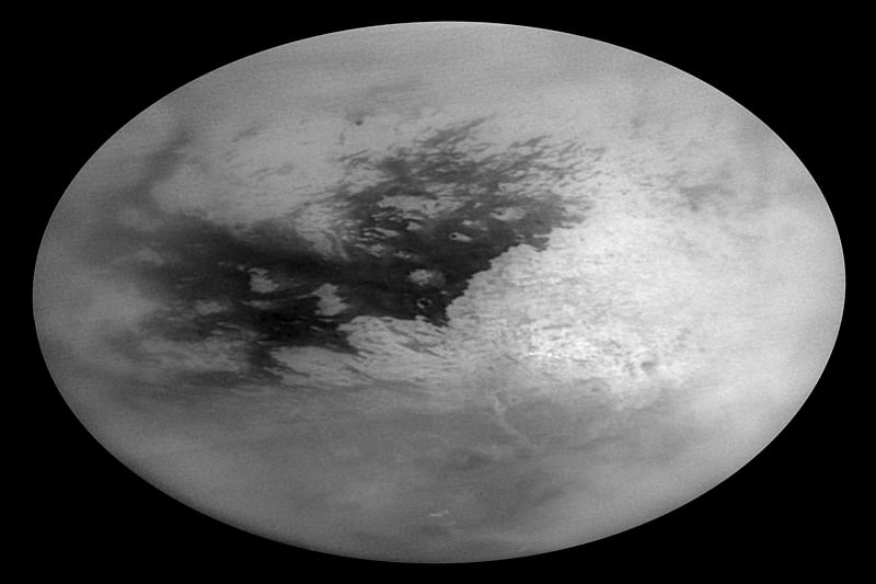 Life could exist on Saturn's biggest moon Titan: study