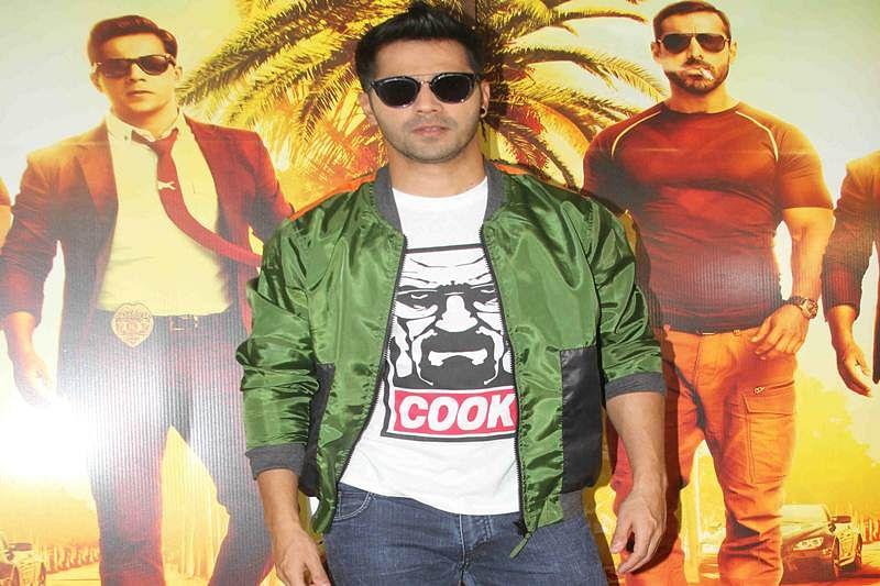 Varun Dhawan wants to be alone