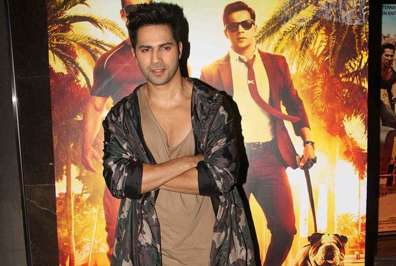 'Dishoom' doesn't take the audience's intelligence for granted: Varun