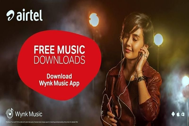Airtel's Wynk Music crosses 25 million downloads
