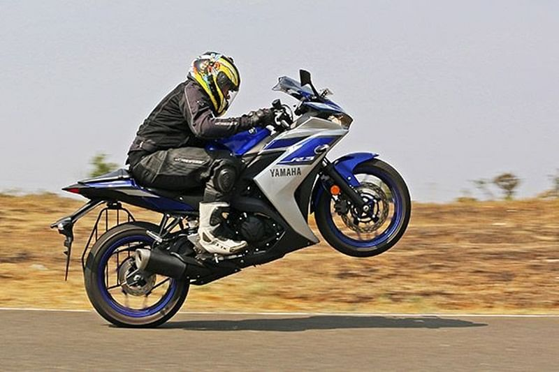 Yamaha YZF-R3 Recalled In India