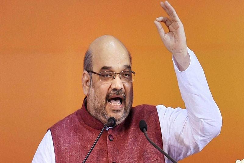 Amit Shah terms BSP-SP 'Rahu-Ketu' of Uttar Pradesh