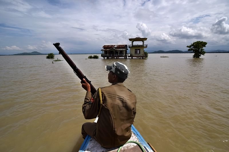 44 NDRF teams deployed in 12 flood-hit states, rescue 894 people