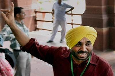 Bhagwant Mann: My apology is being twisted politically
