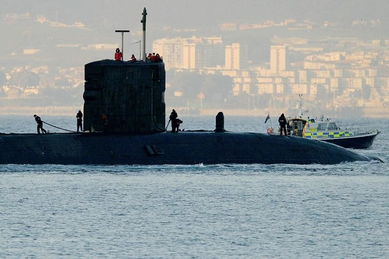 Spain seeks urgent answers from UK after nuclear sub collision