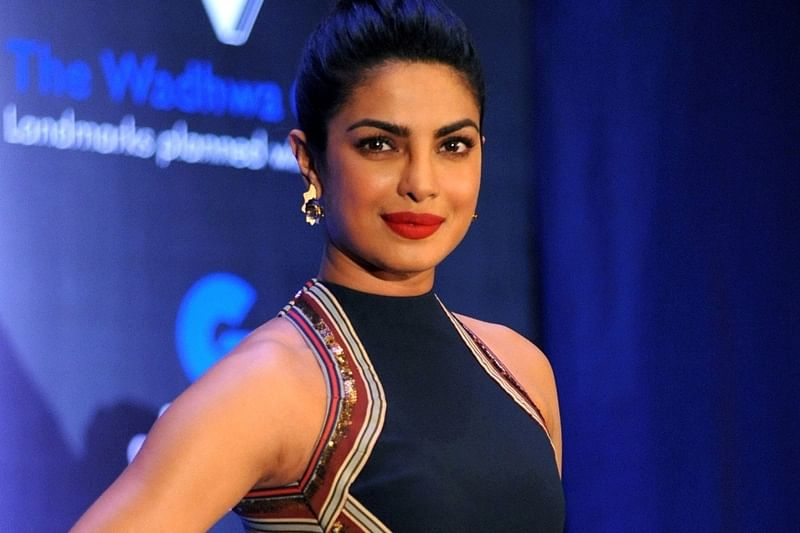 Not okay with just one country, want the world, says Priyanka Chopra