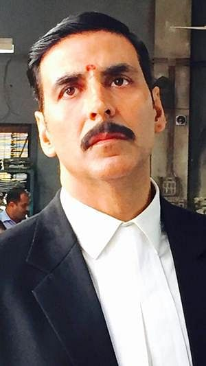 Khiladi becomes a Lawyer for the first time