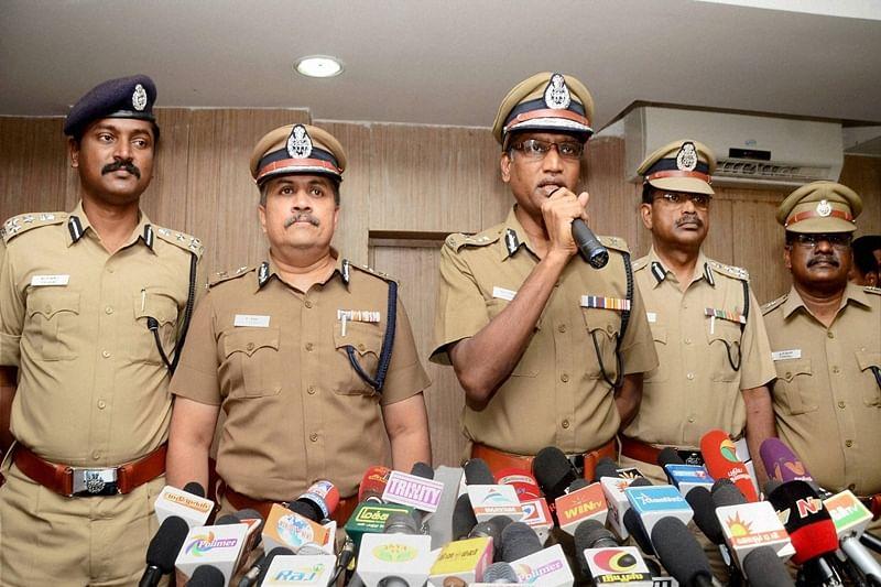 Chennai Infosys Techie's murder accused gets judicial custody