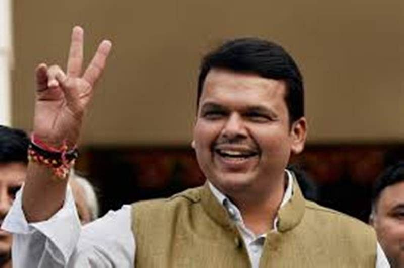 Maha CM gives fitting reply to opposition parties