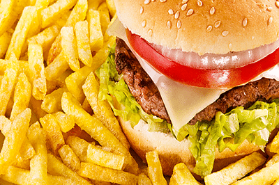Play this game to resist fast food cravings