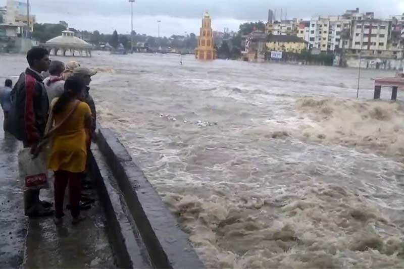 In a first, govt monitors flood situation through WhatsApp