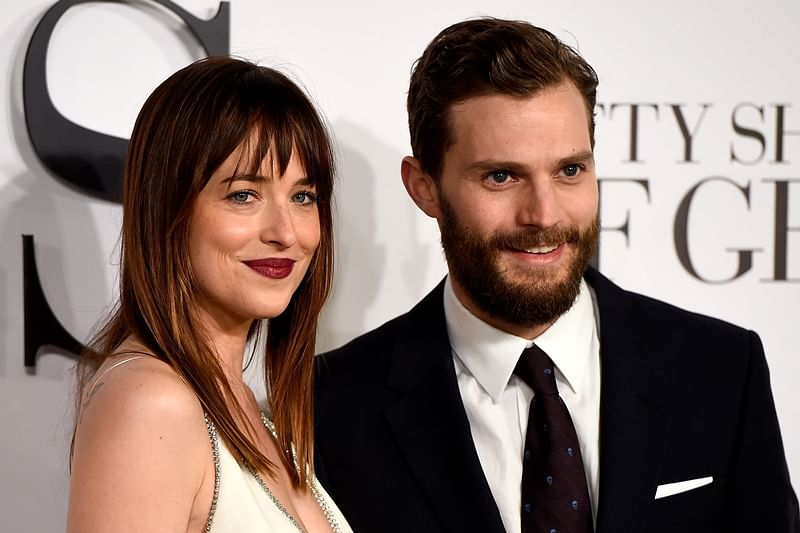 'Fifty Shades Darker' shoots wraps up
