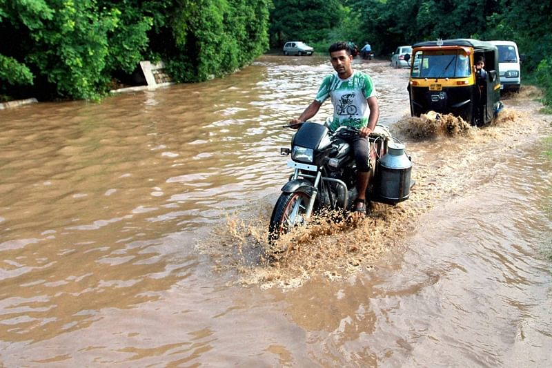 Jammu Floods: 2 minor girls washed away