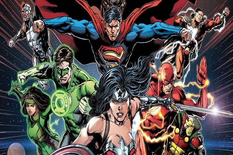 'Justice League' casts actor Julian Lewis Jones