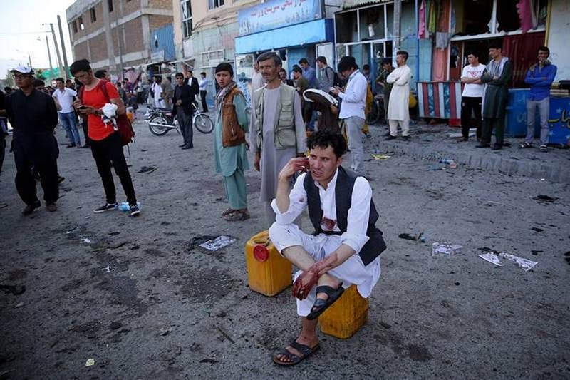 Afghanistan: Magnetic bomb blasts, rockets rock Kabul; 4 killed and several wonded
