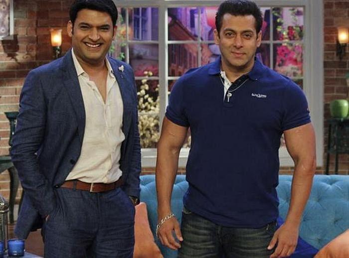 Salman Khan's warns Kapil Sharma, says should keep stardom in control