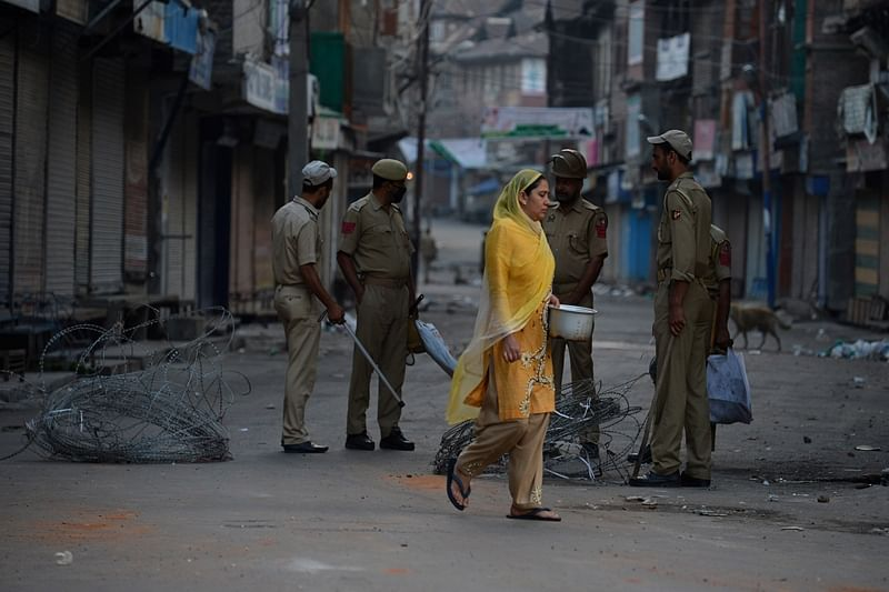 After-effect: Kashmir in turmoil