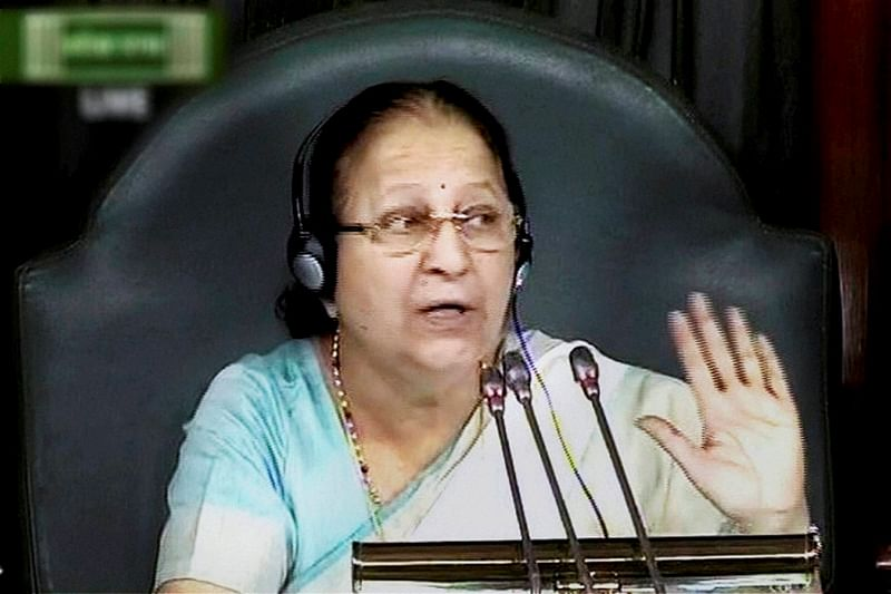 LS adjourns after uproar on Mann's video, other issues