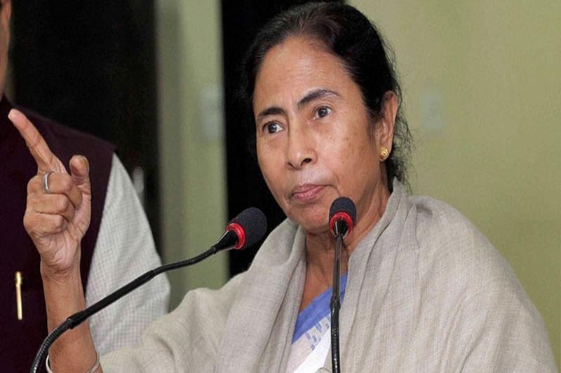 Mamata complains of political discrimination by Centre