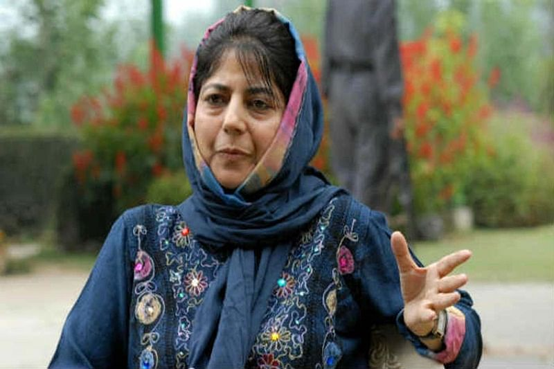 Security forces were unaware of Wani's presence: Mehbooba