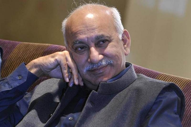 M J Akbar — from being a Congress MP to Modi's minister