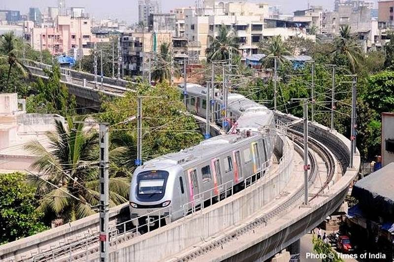 HC restrains MMRDA, BMC from cutting trees for Metro project