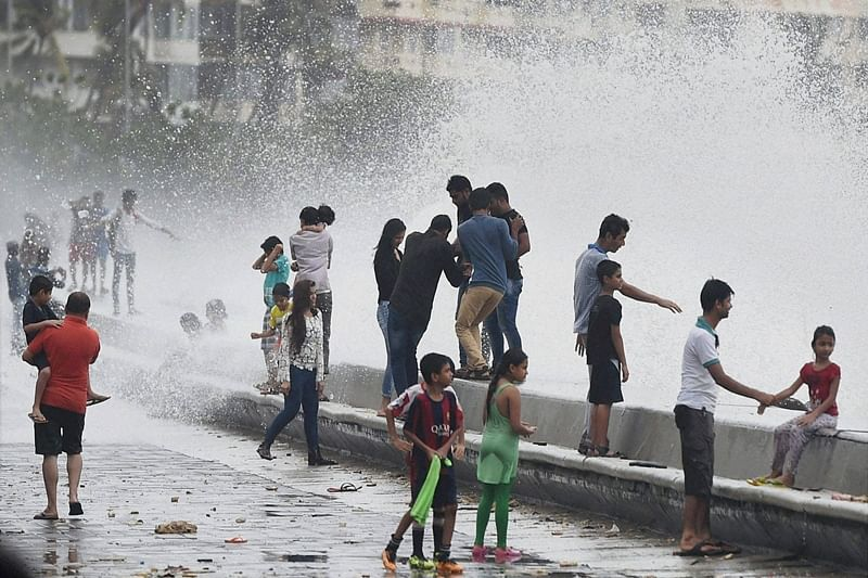 Monsoon 2016: Rain pounding to continue in Mumbai