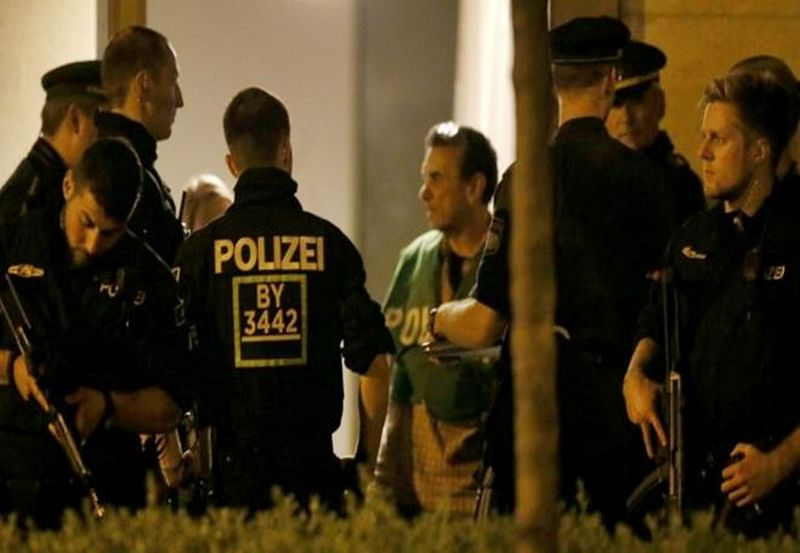 Appeal for Munich shooting video evidence, Merkel to chair meeting