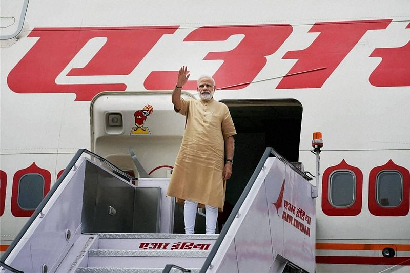 Pakistan decides to let PM Modi's plane fly over its airspace to Bishkek for SCO summit
