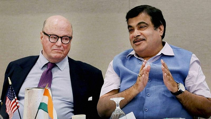 Target to award Rs 50,000-cr highway projects in next 3 months: Gadkari