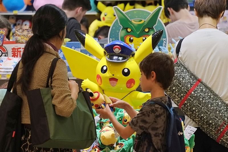 42 motorists arrested in Thailand for playing Pokemon Go