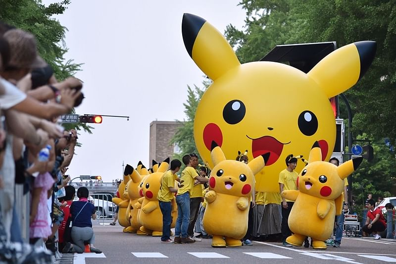 Why you still have Pokemon on the brain…
