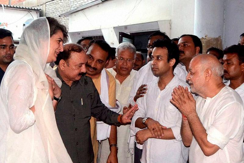 Can Priyanka Gandhi resuscitate Congress?