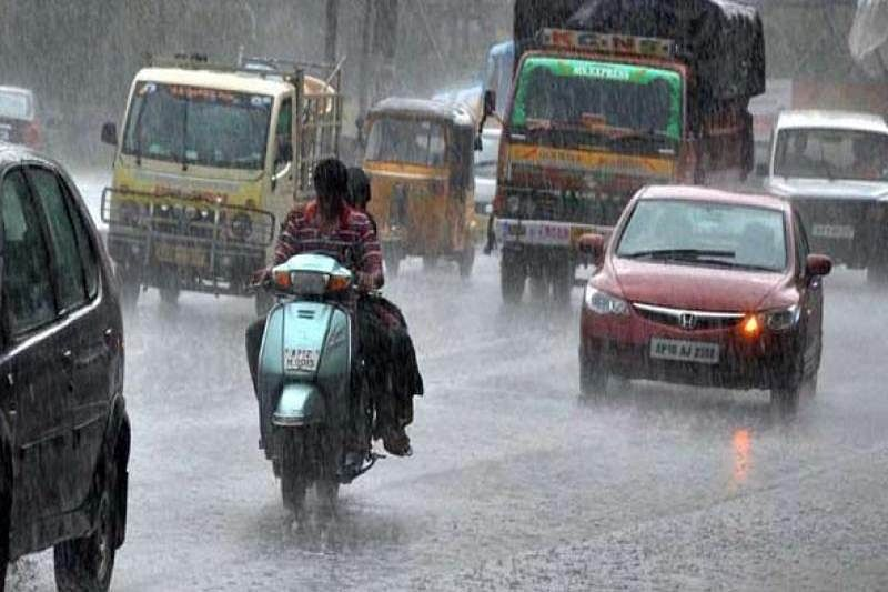 Moderate rainfall in Mumbai in next 24 hrs, predicts IMD