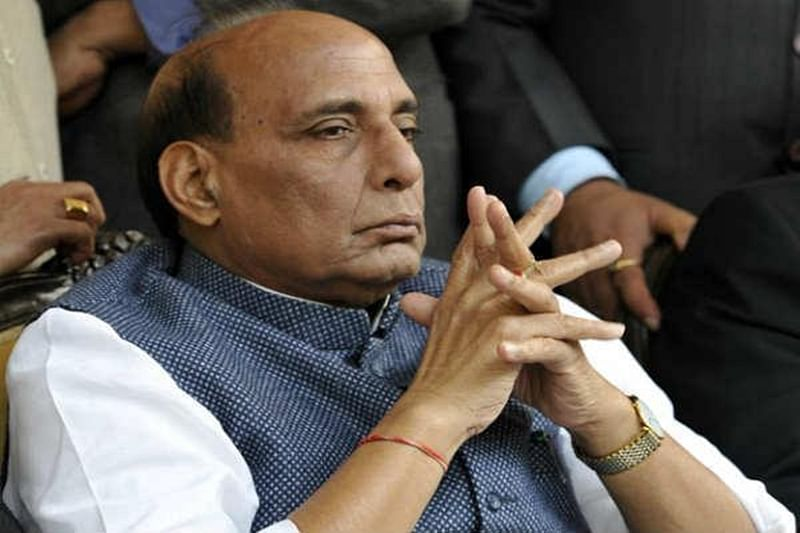 Rajnath chairs high-level meet ahead of SAARC meet in Pakistan