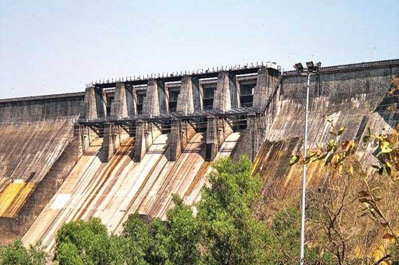 Mumbai Catchment areas receive rainfall