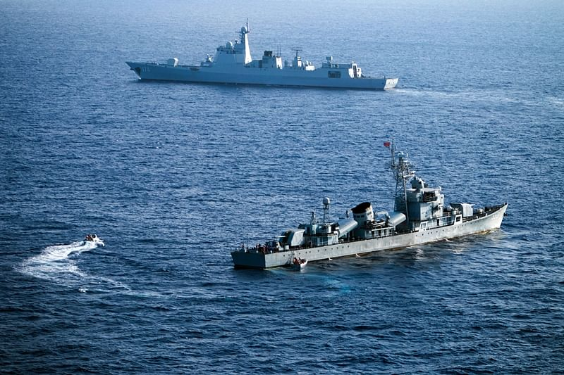 South China Sea: Australia urges 'sovereignty' as tensions rise